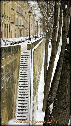 Paris winter...