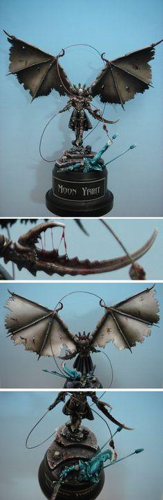 FRANCE 2009 - Figurine Individuelle Warhammer 40,000 - Demon Winner, le site non officiel du Golden Demon