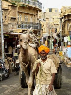 Street Life in Rajasthan