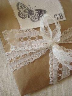 Pretty lace...