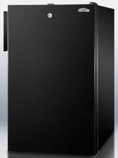 This sleek compact refrigerator brings to your home or #professional setting generous 41 cu ft interior capacity among awesome features It comes #with factory ins...