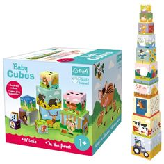 Baby Cubes - V lese