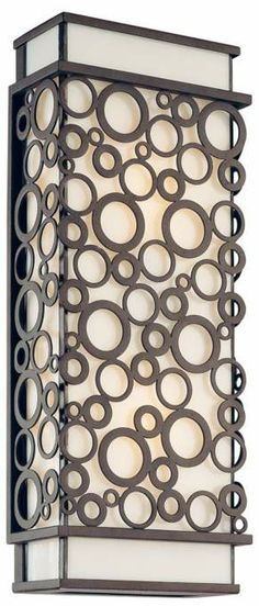 Aqua French Iron 17-Inch-H Two Light Troy Outdoor Wall Light #interior_design #outdoor_lighting See more http://www.eurostylelighting.com/outdoor+lighting-category/search.htm