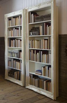 Long Bar Library Book Case.