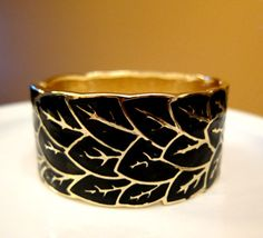 Golden-Black-Bracelet