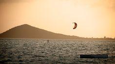 Memories of Kite Surfing at Sunset - http://bit.ly/GEy0sT