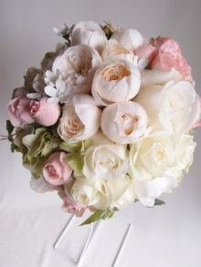 wedding bouquet rose ブーケ バラ