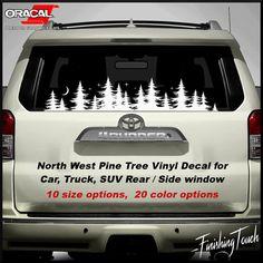 Subaru Outback Decal Custom Vinyl Door By FinishingTouchVinyls - Custom vinyl decals for cars