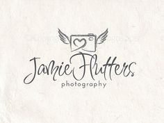 Premade Photography logo design and photography by AquariusLogos, $24.00