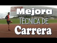 6 Ejercicios para mejorar tu técnica de carrera - YouTube Youtube, 1, Running, Running Techniques, Health And Wellness, Racing, Tips, Sports, Runners