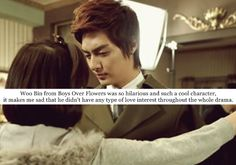 SAME SAME SAME. So agreed. I don't understand why he had so little screen time.. >.