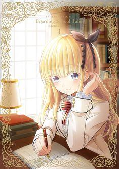 Juliet Persia - Kishuku Gakkou no Juliette - Image - Zerochan Anime Image Board Anime Maid, Anime One, I Love Anime, Manga Anime, Female Anime Hairstyles, Anime Classroom, Romeo Y Julieta, Cute Anime Character, Beautiful Anime Girl