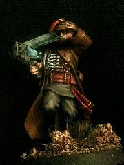 Imperial Guard Commissars