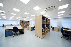 Classic Building Contractors Office renovation