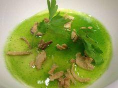 Merluza en salsa verde (Menú Degustación). Reserva online en EligeTuPlato.es