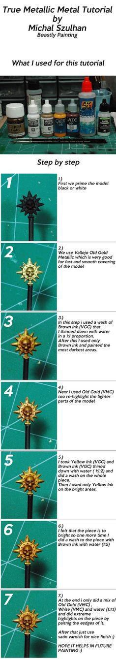 Beastly Painting: Tutorials