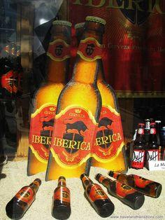 Cerveza Iberica  http://www.travelandtransitions.com/our-travel-blog/madrid-salamanca-segovia-2010/