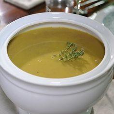 Daphne Oz's Chestnut Soup.