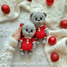 Автор фото @ludaorlova_knitting - подписывайте свои фото тегом #weamiguru, лучшие попадут в нашу ленту! #amigurumi #crochet #knitting #cute #handmade #амигуруми #вязание #игрушки #интересное #ручнаяработа #toys #cute #amigurumilove #хендмейд