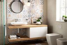 Vanitory: 10 modelos para tu baño Foto: Behance.net