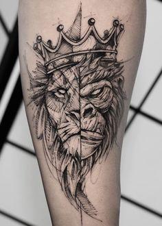 Small Dope Tattoos, Arm Tattoos For Guys, Black Tattoos, Lion Head Tattoos, Body Art Tattoos, Tattoo Ink, Hand Tattoos, Japanese Tattoo Designs, Japanese Sleeve Tattoos