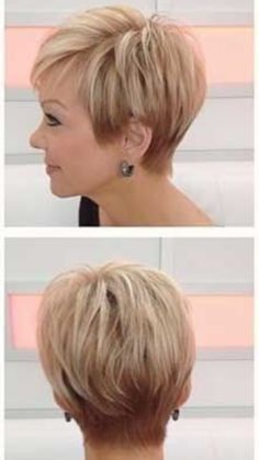 short hair women over 60