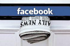 Algoritmo tendencioso? Facebook passa por algumas das provaçoes dos jornais - Blue Bus