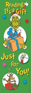 Dr. Seuss The Grinch Bookmarks by Eureka $3.99
