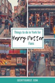 Five Things That Harry Potter Fans Can Do In York, England, Harry Potter Trips, Visit York, England Harry Potter Places, Harry Potter Memes, Potter Facts, Harry Potter Locations, York England, England Fans, Travel Tips England, Visit York, Harry Potter Aesthetic