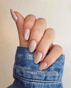 Nails nail designs nail art nails acrylic sns nails sns nails colors sns n Beige Nails, Neutral Nails, Nude Nails, My Nails, Coffin Nails Matte, Pointy Nails, Salon Nails, Gradient Nails, Prom Nails