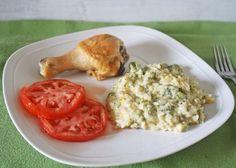 Broccoli Rice & Cheese Casserole 3