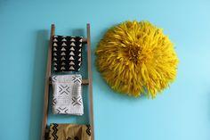 Yellow Juju Hat