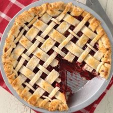 Presidential Cherry Pie– A great cherry pie just can't be beat.