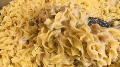 Egg Noddle Recipes, Tuna Recipes, Easy Salad Recipes, Easy Chicken Recipes, Cooking Recipes, Tuna Casserole, Noodle Casserole, Casserole Recipes, Egg Noodle Dishes