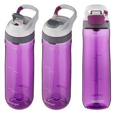 Contigo Cortland Water Bottle Review & Giveaway Plus Coupon Code