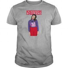I Love Mirandas Boyfriend TShirts Shirts & Tees