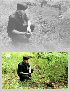 Lee Min Ho, DMZ The Wild, 2017.