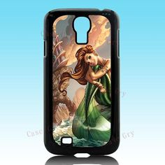 samsung galaxy s4 case Ariel The Little Mermaid  by CaseDry, $13.90