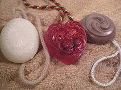 28 DIY Gift Ideas for Kids: Soap on a Rope