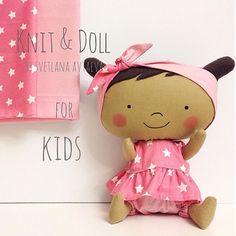 Knit & Doll @knit_and_doll Покажу вам девочк...Instagram photo | Websta (Webstagram)