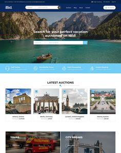 iBid Auctions Theme Review: Multi-Vendor Marketplace - ModelTheme Blog Websites, Long Haired Cats, Cat Breeds, Athens, Budapest, Blue Eyes, United Kingdom, Greece, Blogging