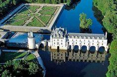Chenonceau Castle, Castle