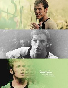Hunger Games Quote / Catching Fire / Finnick
