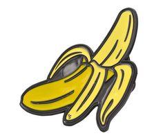 Buckle Rage Big Banana Unique Belt Buckle Wholesale Yellow One Size