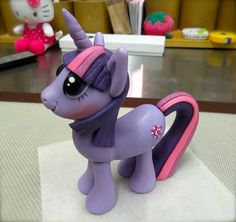 Twilight Sparkle pony topper