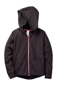 Tech Fleece Jacket (Little Girls & Big Girls)