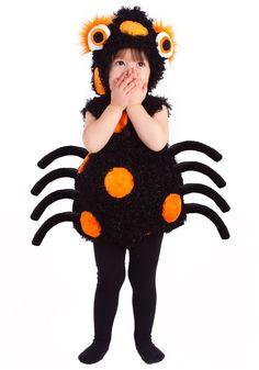 Cutesy Spider Costume