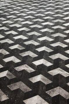 amazing wooden (?) floor