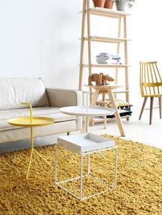 Discover recipes, home ideas, style inspiration and other ideas to try. Room Inspiration, Interior Inspiration, Mustard Yellow Decor, Yellow Interior, Colour Board, Ladder Bookcase, Color Of The Year, Scandinavian Interior, Decoration