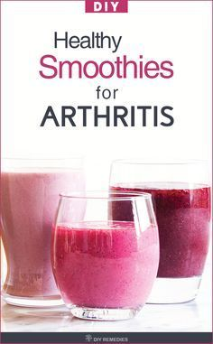 DIY Healthy Smoothies for Arthritis    Here we are providing you some best smoothies which help to reduce pain, stiffness, and swelling or joint pains to get relief from arthritis. Let's get started.    #Arthritis #Smoothies #Healthy